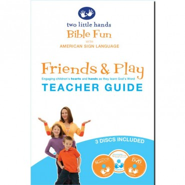 Bible Fun: Friends & Play Teacher Book